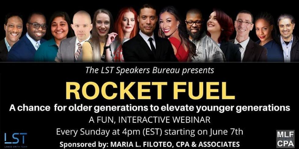 Rocket Fuel: Webinar Series