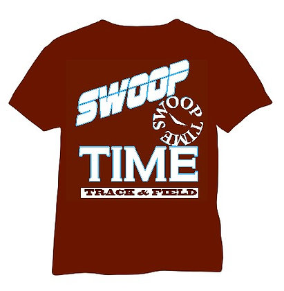 Swoop Time Track Shirt Youth