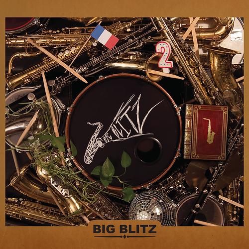 Big Blitz EP Cover Art