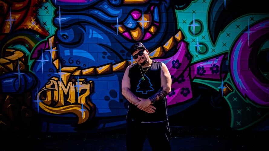 Orlando Grafitti Wall