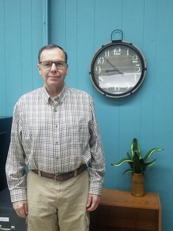 David Dougherty, Treasurer