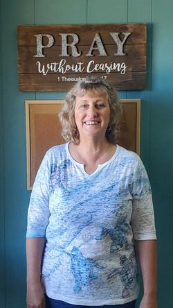 Tammy Fullwiler, Chapter Prayer Coordinator
