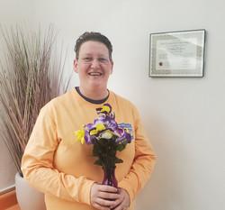 Nicole Jones, Decorating Coordinator