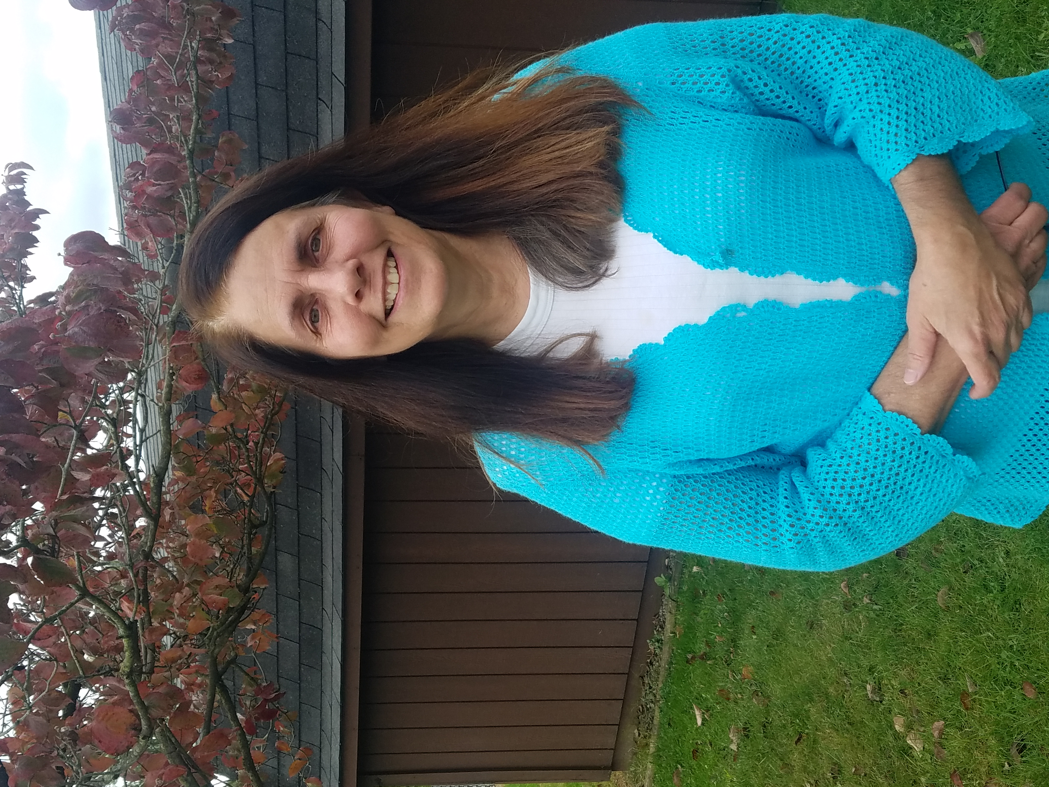 Zoe Gingerich, Ministry Coordinator