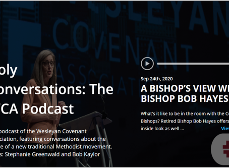 A BISHOP'S VIEW WITH BISHOP BOB HAYES