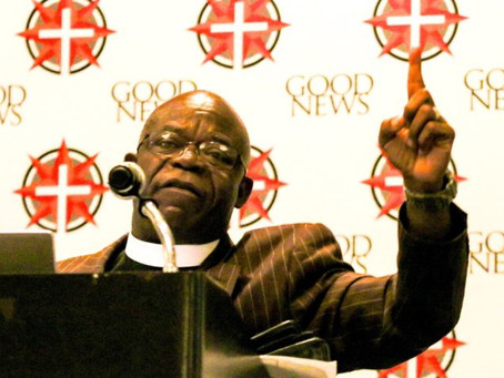 African Leader Challenges Liberal United Methodists