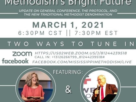 If you're in need of fresh vision right about now, join us Monday evening.