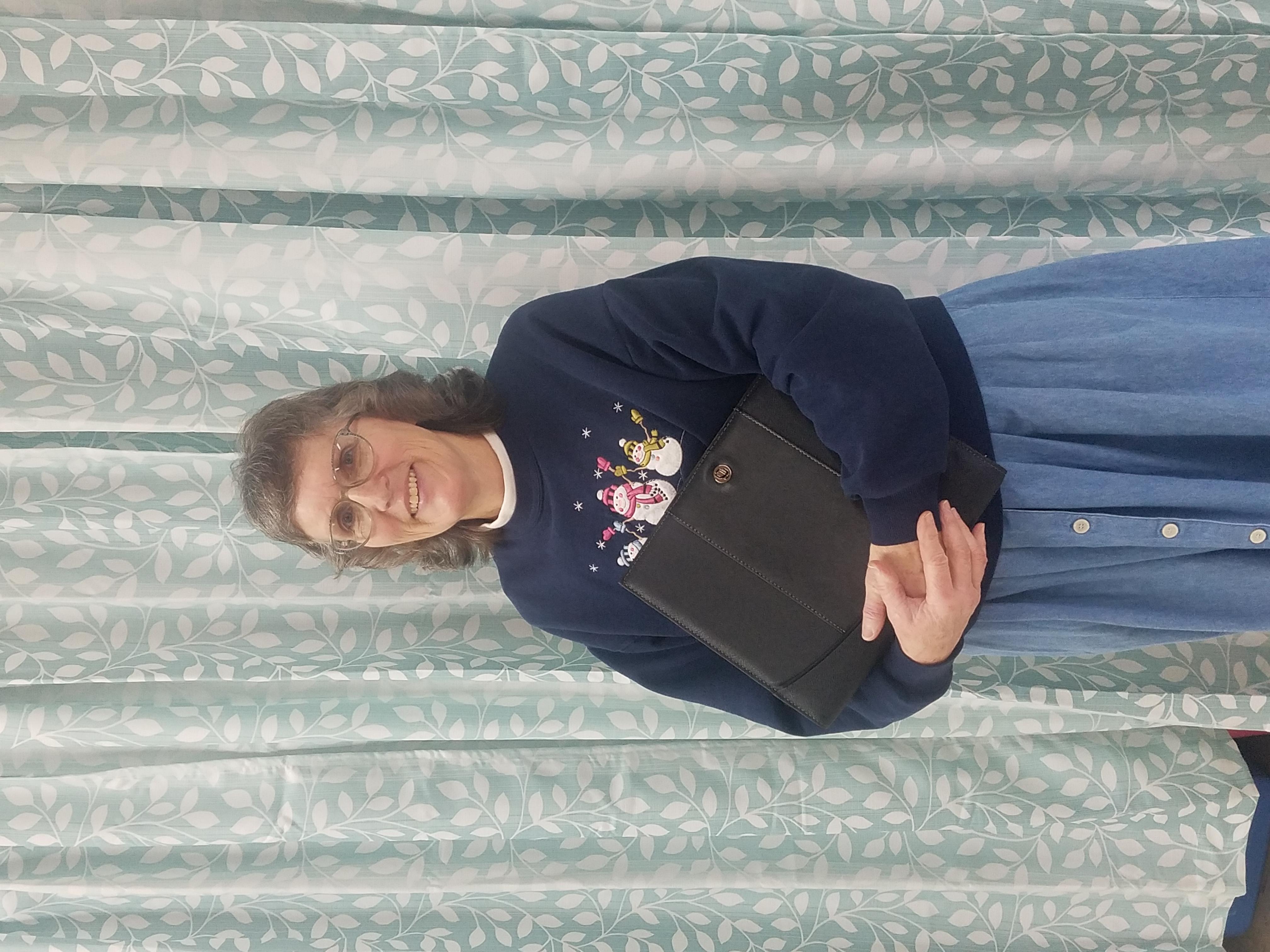 Nadine Ames, Volunteer Supervisor