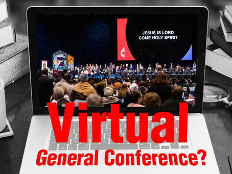 Should General Conference go virtual?
