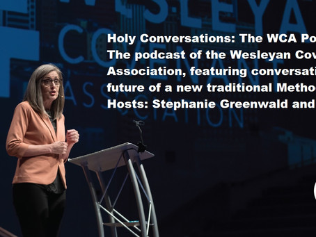 Holy Conversations: The WCA Podcast with Keith Boyette