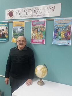 Rick Miller, Office Trustee