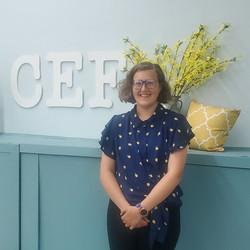 Mikayla Warner, CEF Intern