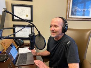 """Listen to our most recent podcast, """"The Authority of Scripture with Dr. David Watson,"""" now!"""