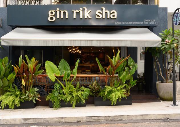 Gin Rik Sha