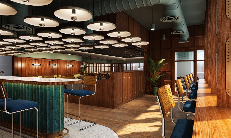 Korner Co-Lounge