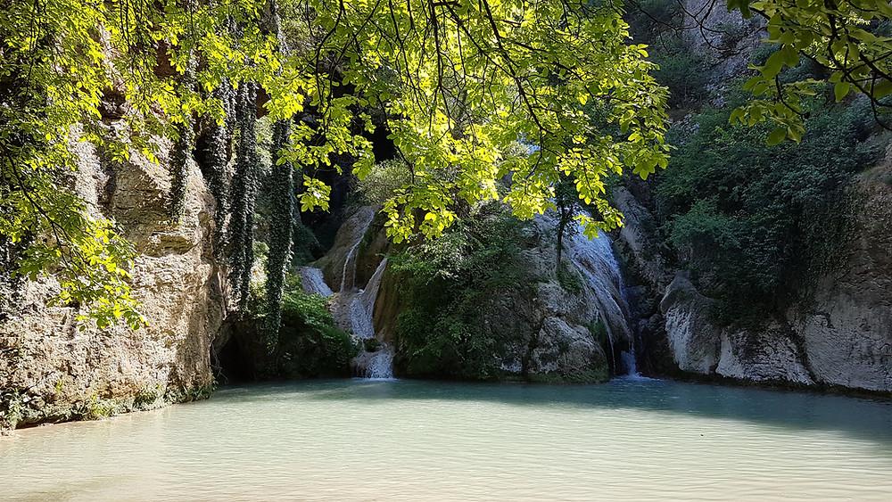 cascada Kaya Bunar