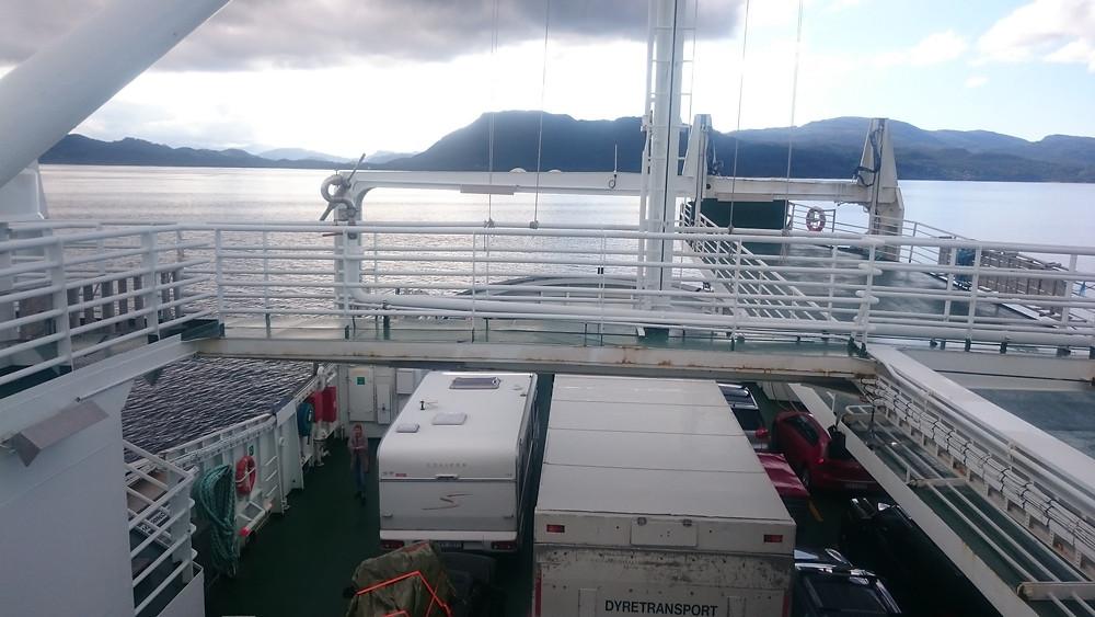 ferry Halsa - Kanestraum