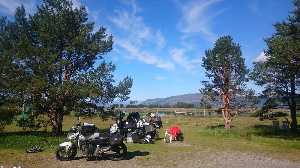 camping langa Alta