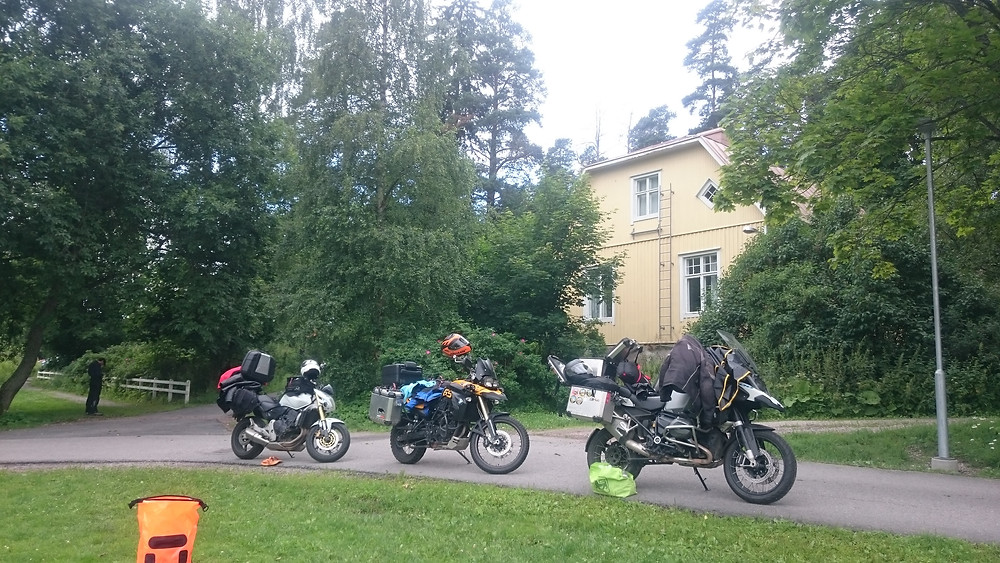camping la Helsinki