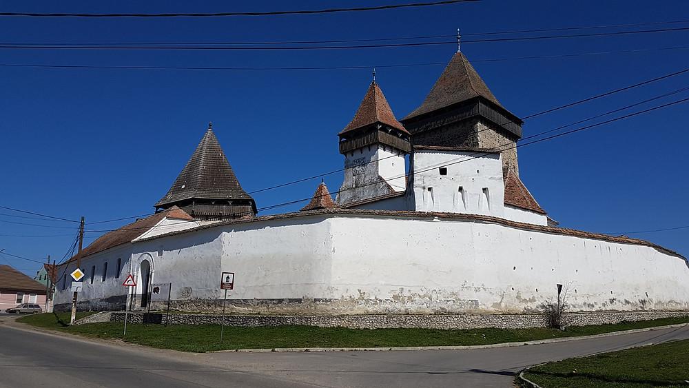 Cetatea Homorod