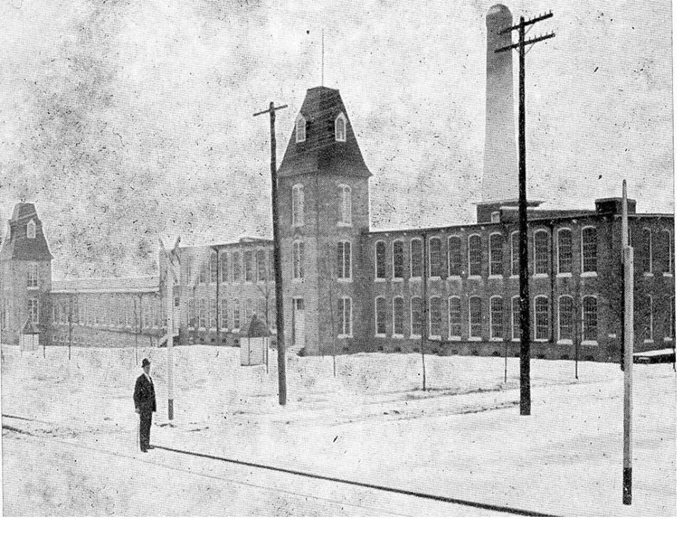 Bessemer City Mill