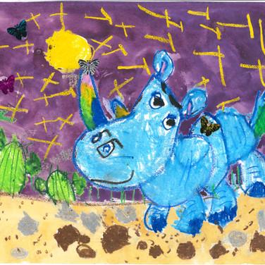 4歲, 西洋畫二等獎