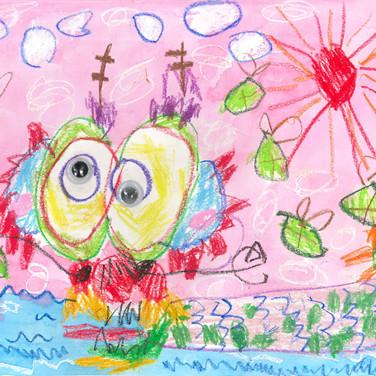 3歲, 西洋畫參與嘉許獎