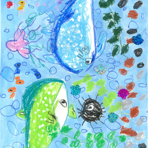 5歲, 西洋畫參與嘉許獎