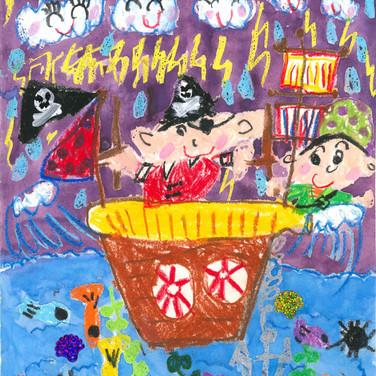 6歲, 西洋畫參與嘉許獎