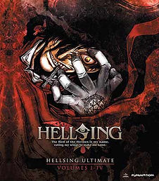 Hellsing Ultimate Funimation anime New Generation Pictures