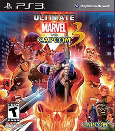 Ultimate Marvel vs Capcom 3 New Generation Pictues
