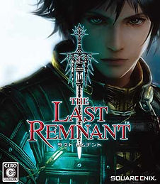 Last Remnant Square-Enix New Generation Pictures