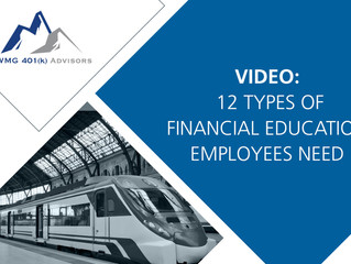 Video: 12 Types of Financial Education Employees Need