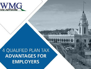 4 Qualified Plan Tax Advantages for Employers