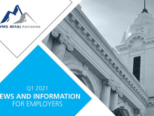 News and Information for Employers Q1 2021