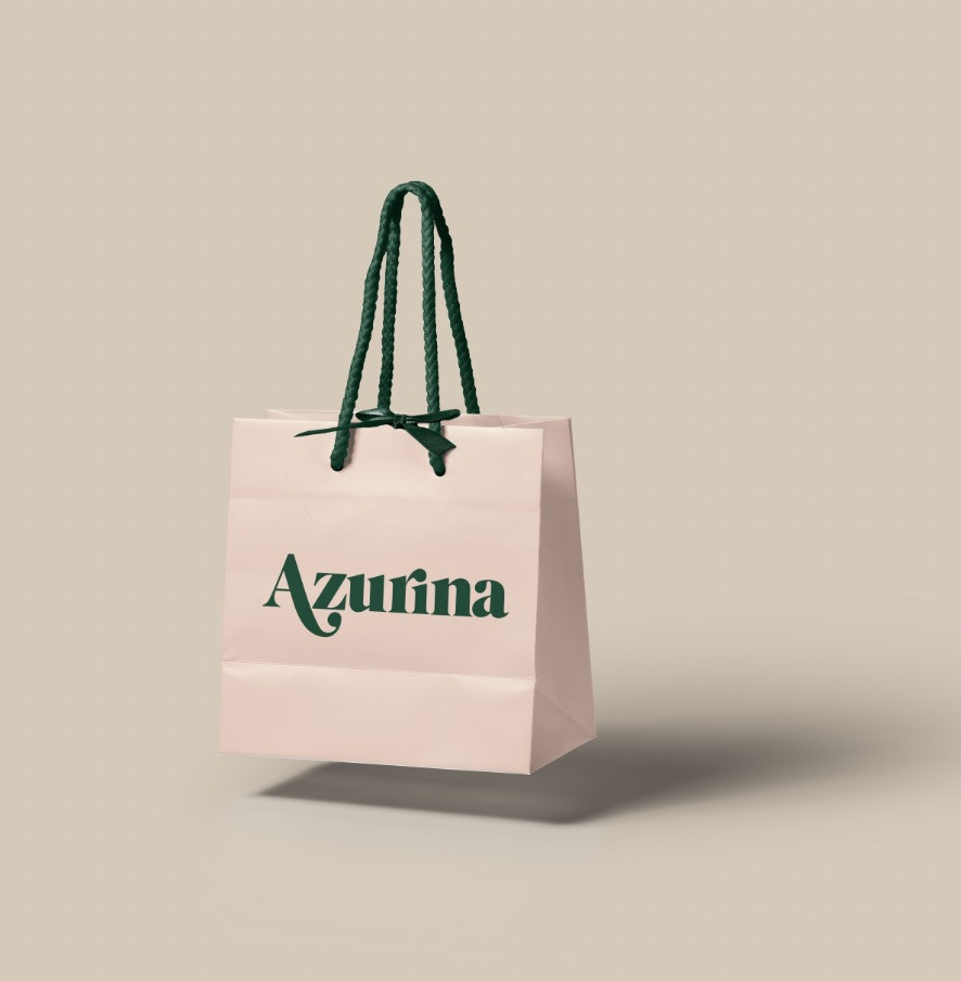 Gift Bag Mockup