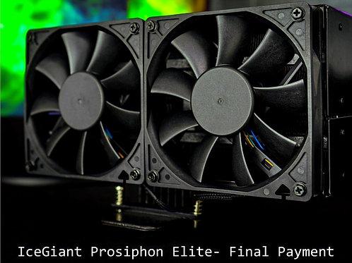 ProSiphon Elite Final Payment