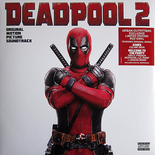 Various ‎– Deadpool 2 (OST)