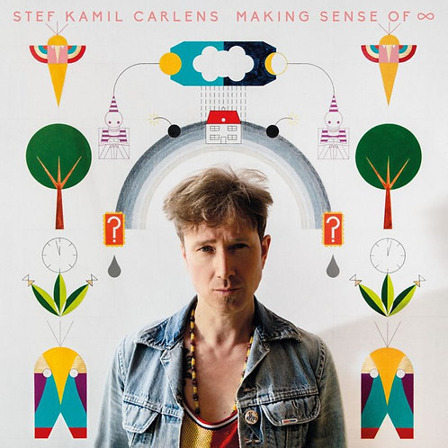 Stef Kamil Carlens - Making Sense Of 8