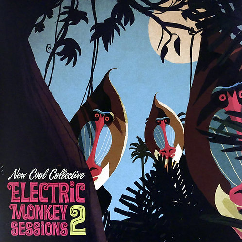 New Cool Collective ‎– Electric Monkey Sessions 2