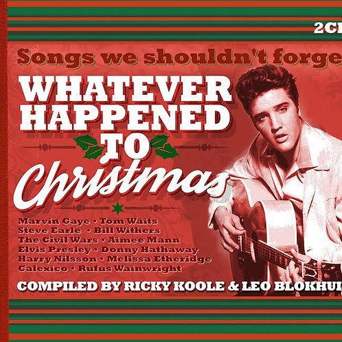 Various - Whatever Happened to Christmas