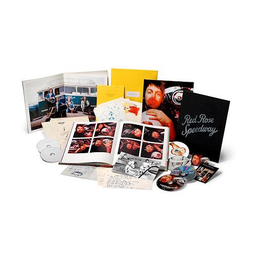 Paul McCartney & Wings – Red Rose Speedway