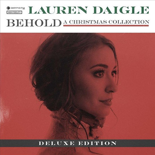 Lauren Daigle - Behold (A Christmas Collection)