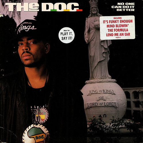 The D.O.C. – No One Can Do It Better