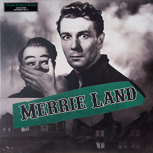 The Good, The Bad & The Queen ‎– Merrie Land