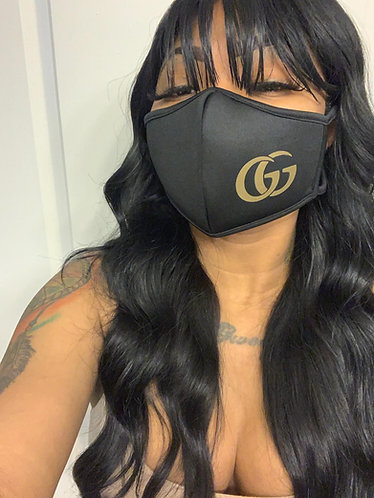 Gucci Couture mask
