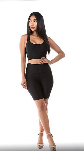 Black Nelly 2 Piece