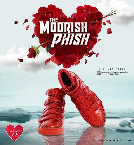 The Moorish Phish Sneaker