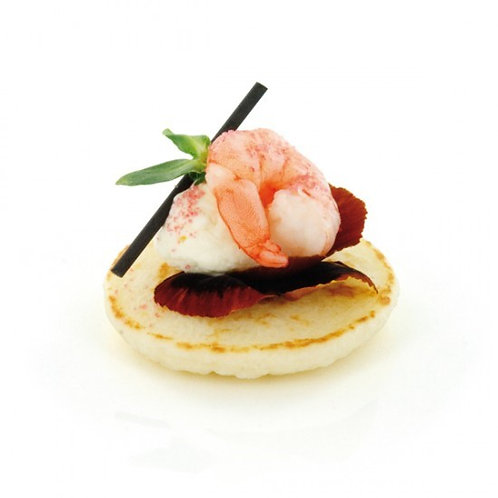 Micro Blinis Cocktail Horeca ( 65 uds )