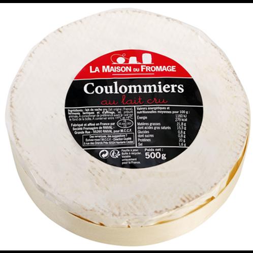 Queso de Vaca Coulommiers La Maison du Formage A.O.P 500gr